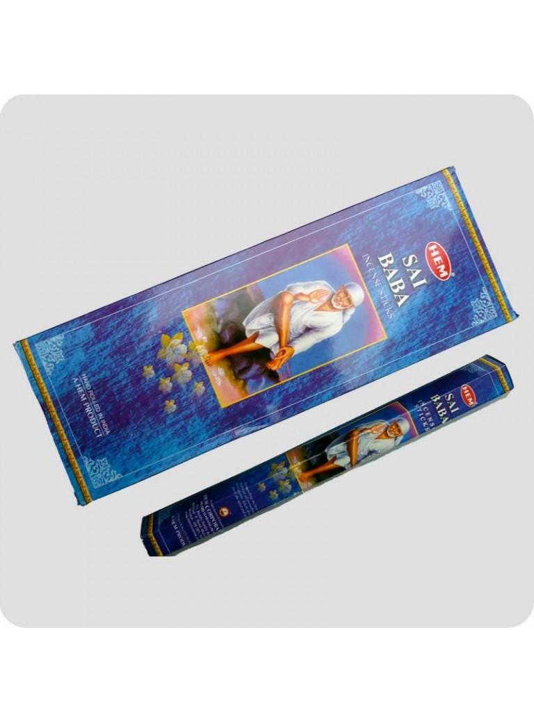 HEM hexa røgelse 6-pack - Sai Baba