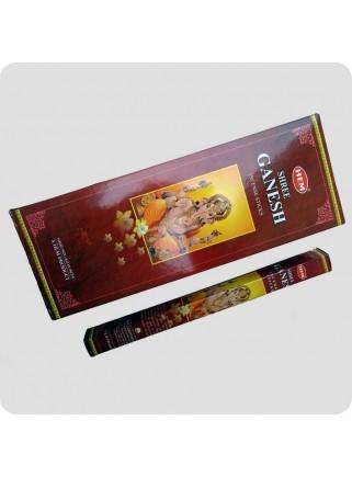 HEM hexa røgelse 6-pack - Sri Ganesha