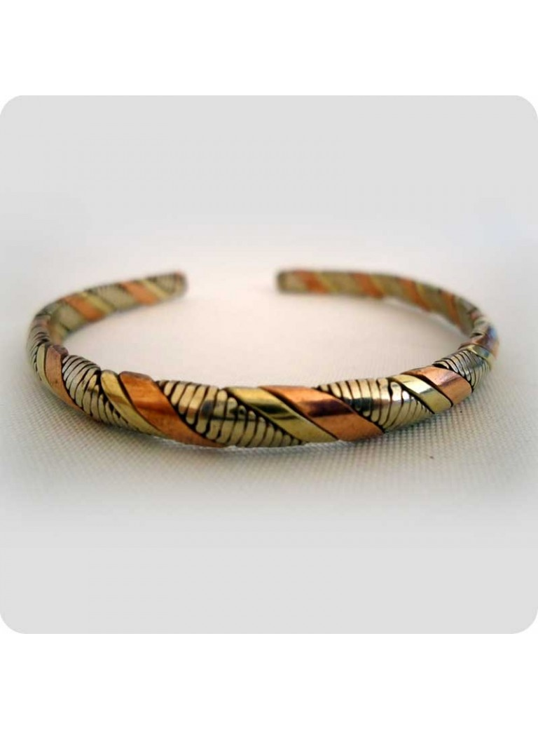 Tibetan bracelet twisted Healing