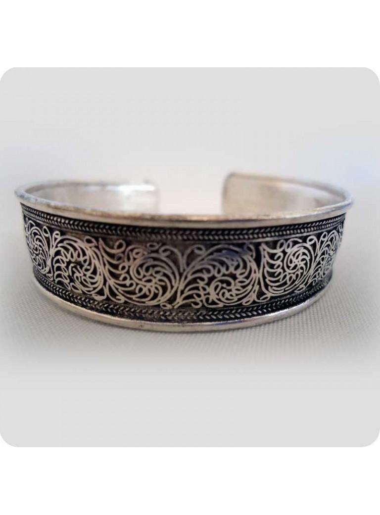 Tibetan bracelet filligree