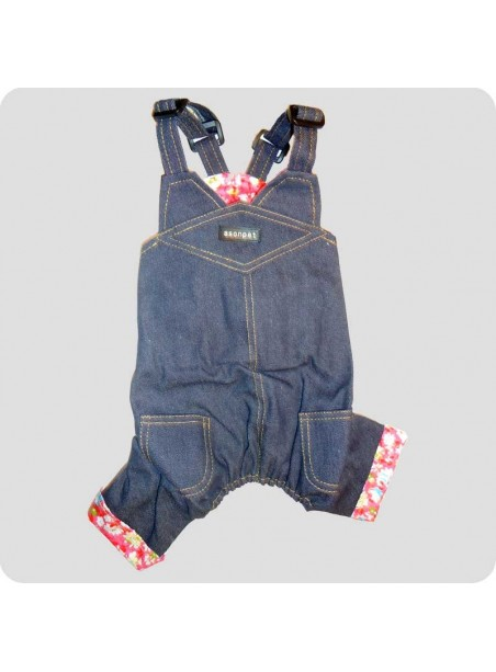 Denimsuit for girls