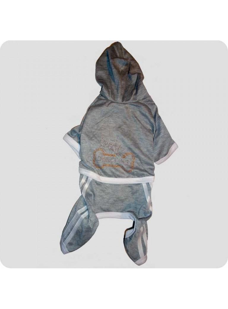 Jogging suit grey size S