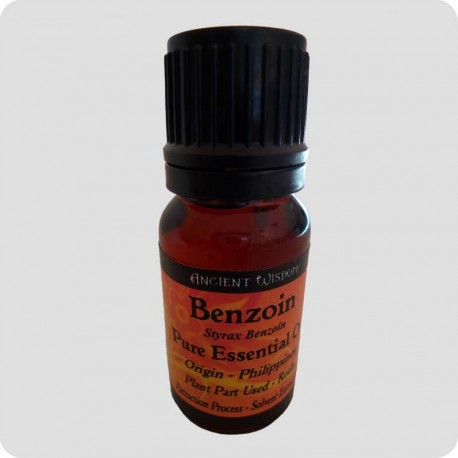 Essential oil benzoin