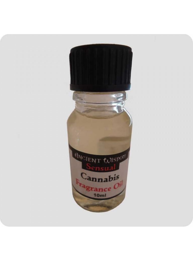 Duftolie - cannabis