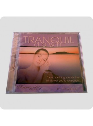 CD - Tranquil Dawn - by Llewellyn
