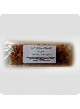 Resin incense - Myrrh