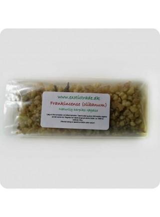 Naturlig harpiks røgelse - Frankincense (olibanum)