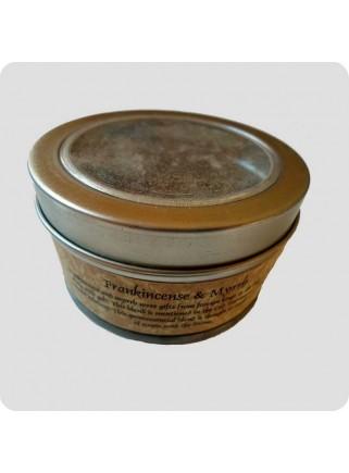 Naturlig harpiks røgelse - Frankincense (olibanum) & Myrrh