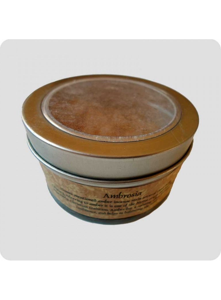 Natural resin incense - Ambrosia (Amber)