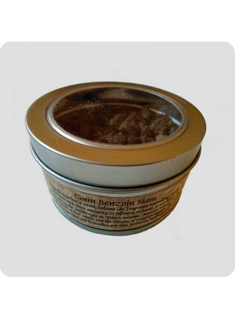 Natural resin incense - Gum Benzoin Siam