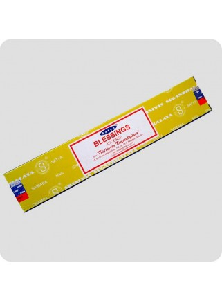 Satya Blessings incense
