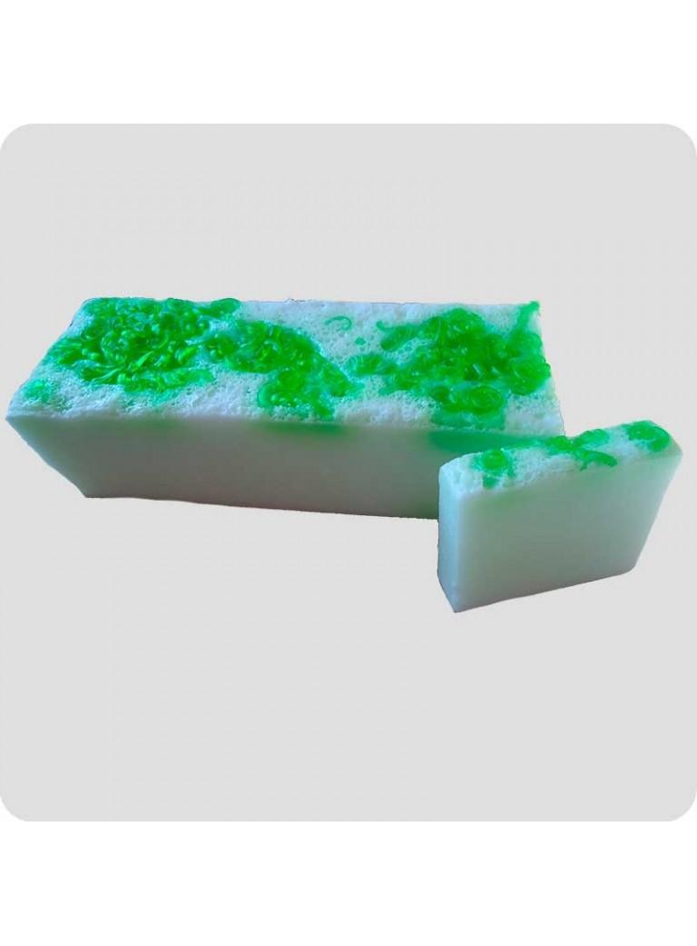 Hand made soap - apple/elderflower appr. 60g
