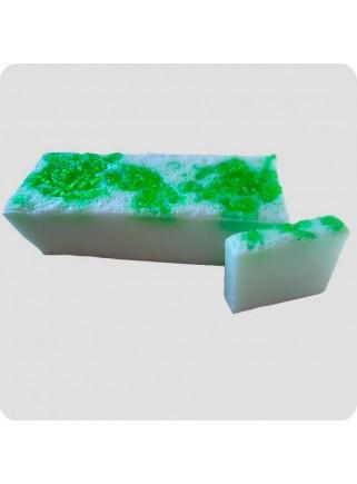 Hand made soap - apple/elderflower appr. 70g