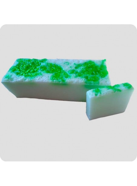 Hand made soap - apple/elderflower appr. 70g