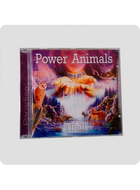 CD - Power Animals - by Niall