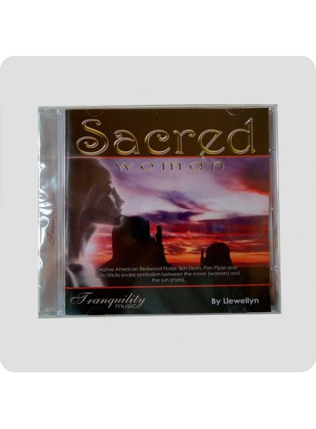 CD - Sacred Woman - by Llewellyn