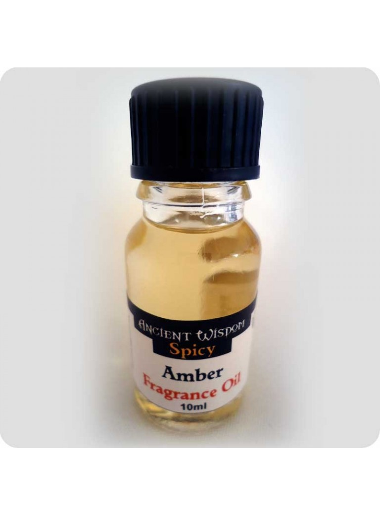 Fragrance oil - amber