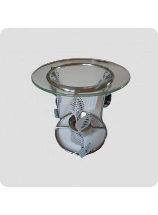 Aromalampe blankt metal m/blade