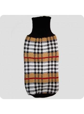 Sweater brun ternet L