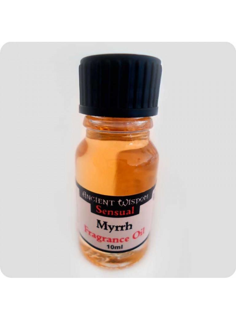 Fragrance oil - myrrh