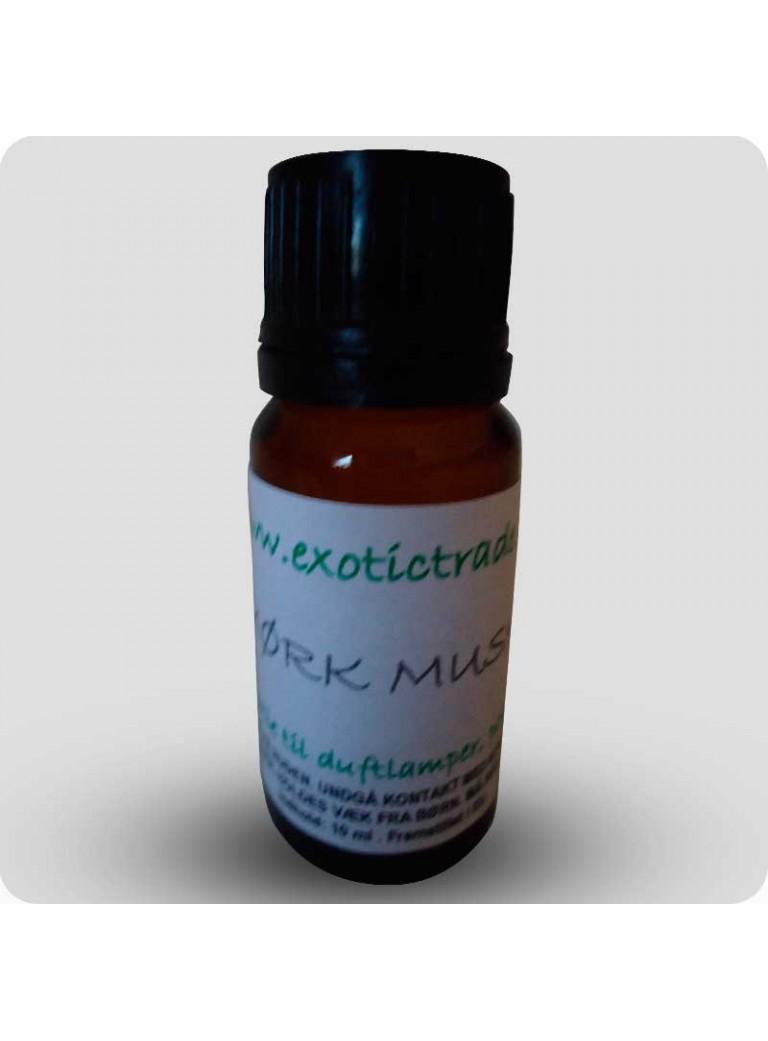 Duftolie - mørk musk (Exotictrade)