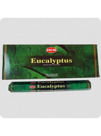 HEM hexa røgelse - Eucalyptus