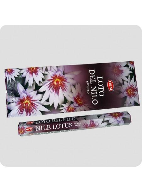 HEM hexa røgelse - Nil lotus