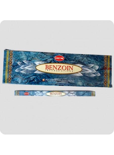 HEM square - benzoin