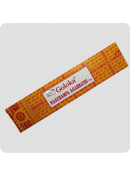 Goloka Nag Champa 16 g røgelse