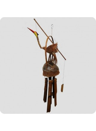 Windchime nodding duck