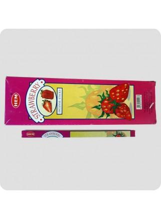 HEM square røgelse - strawberry