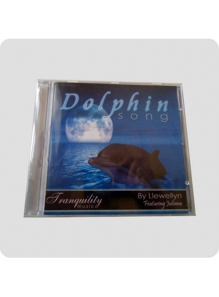 CD - Dolphin Song - by James Harry