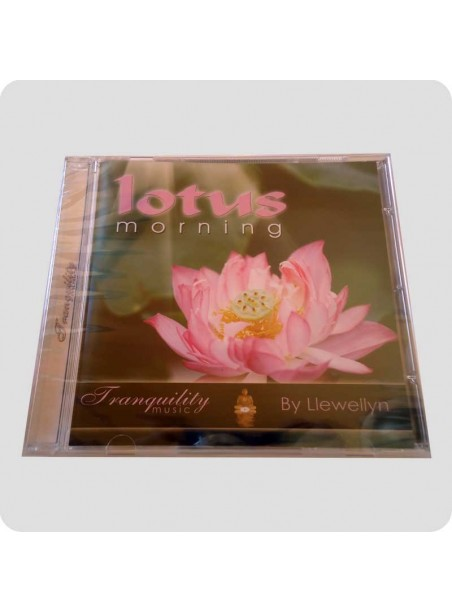 CD - Lotus Morning - by James Harry