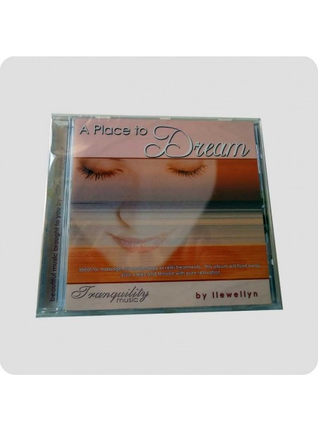 CD - A Place To Dream - af Llewellyn