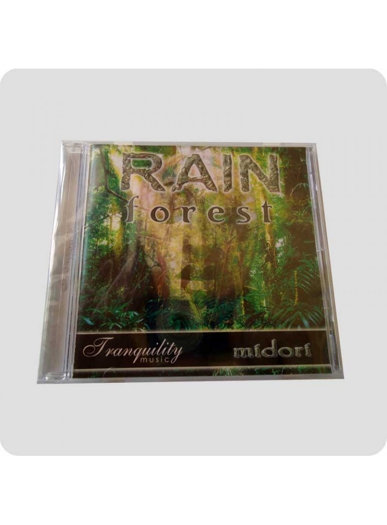 CD - Rain Forest - by Midori