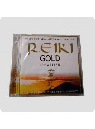 CD - Reiki Gold - af Llewellyn