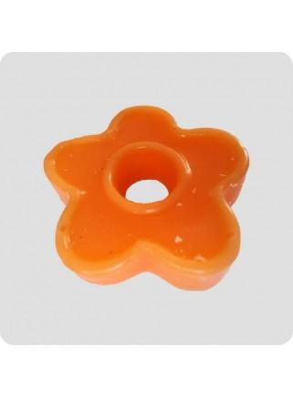 Scented wax grapefruit