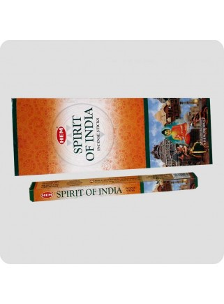 HEM hexa røgelse 6-pack - Spirit of India