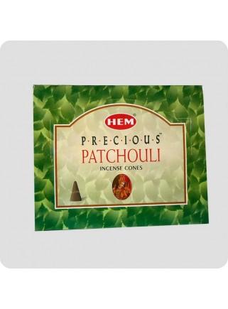 HEM røgelsestoppe Precious Patchouli
