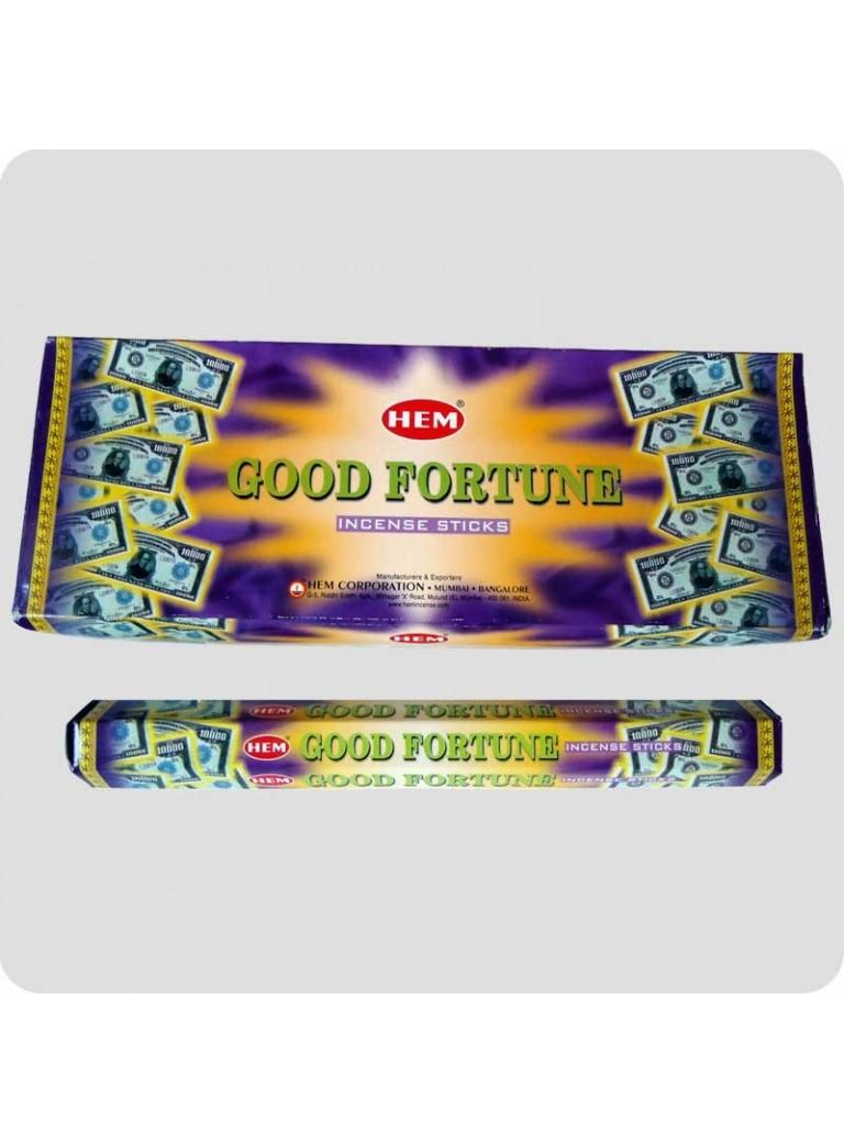 HEM hexa røgelse - Good Fortune