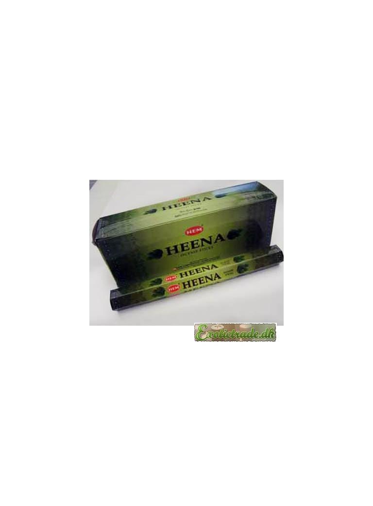 HEM hexa røgelse - Heena (henna)