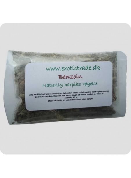 Resin incense - Benzoe