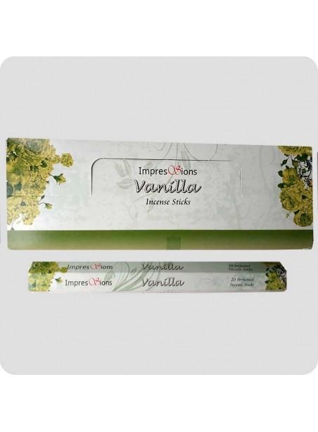 Impressions hexa røgelse 6-pack - Vanille