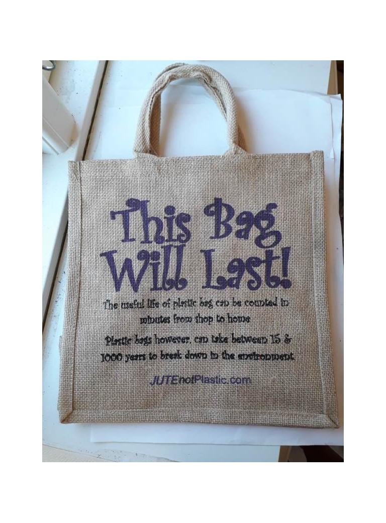 Jutebag: A very green bag