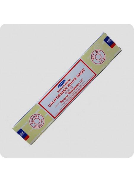 Satya Californian White Sage incense