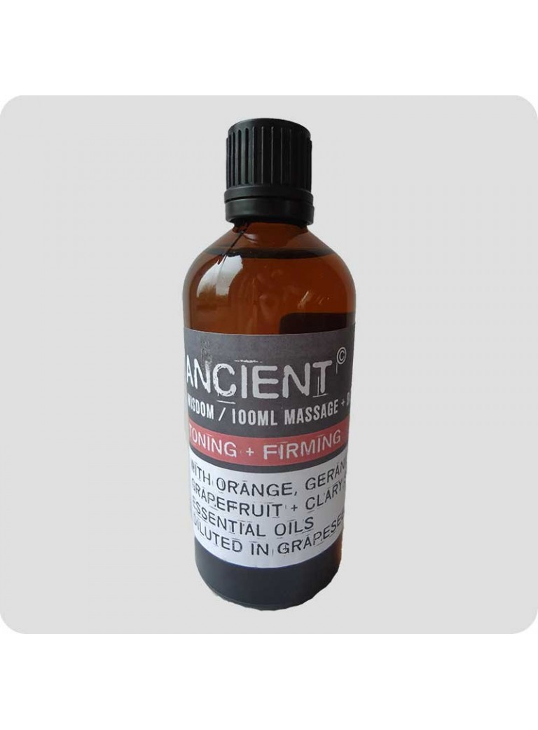 Massageolie Toning and Firming 100 ml