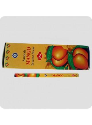 SAC røgelse mango