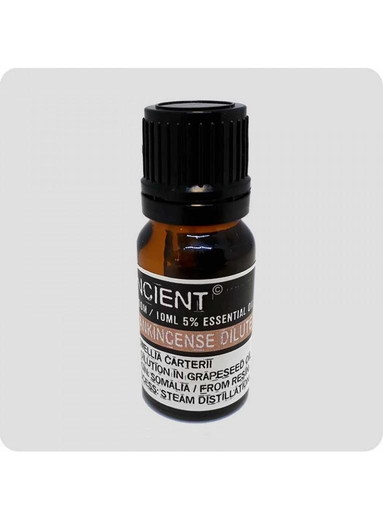 Essentiel oil frankincense (olibanum) 5% diluted