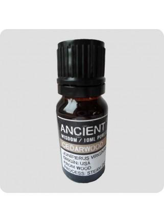Essentiel oil cedar