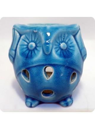 Oil burner blue owl